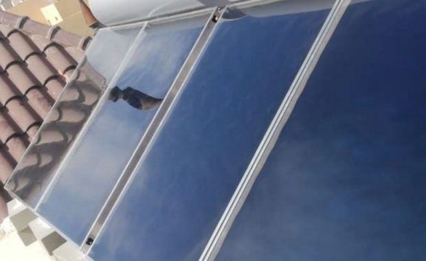 Solar Water Heating Panels in Alicante